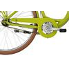 Kalkhoff City Glider 7R Comfort - Vélo de ville Femme - vert